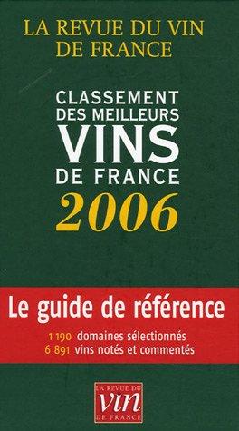 Classement des meilleurs vins de France