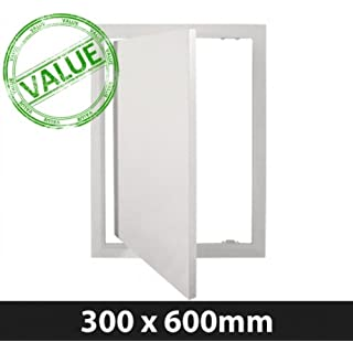 Value Access Panel - 300 x 600mm Plastic Hinged
