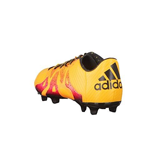 adidas X FG/AG Terrain Souple/Synthétique, Chaussures de Football Amricain Homme gold