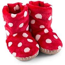 f9aaf5c79f Hatley Fuzzy Fleece Slouch Slippers