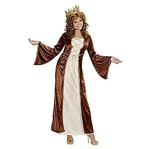 WIDMANN Desconocido Disfraz de princesa medieval para mujer
