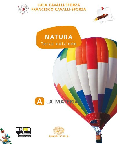 Natura. Vol. A-B-C-D. Con Questa  scienza. Per la Scuola media. Con CD-ROM