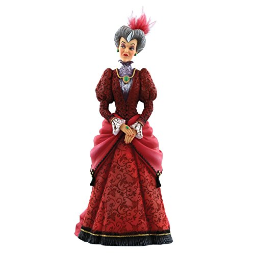 Disney Showcase Lady Tremaine Figurine, RESIN, Multicolour, 10.5 x 11.5 x 21.5 (Kleider Figur Disney)