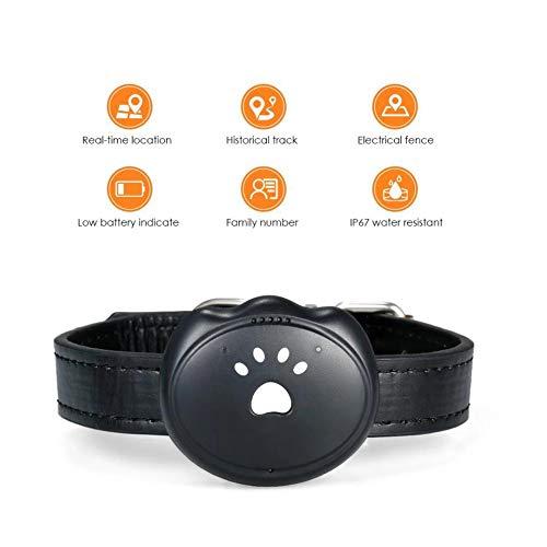 TopNext Tracker GPS pour Animal Domestique Chien Chat GPS Traceur Intelligent Anti Perte Localisateur Tractive...