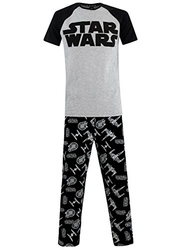 Star Wars - Pijama para Hombre - Star Wars - Large
