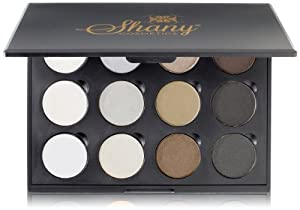 Shany 12 Color Palette Smokey Eyes Eyeshadow Kit