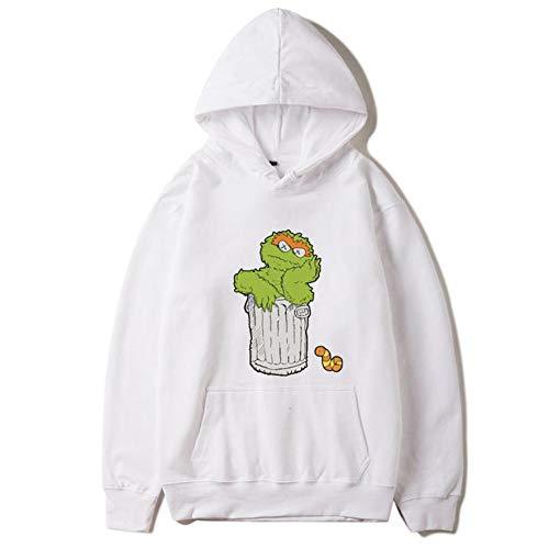 YX Hoodie Kapuzenshirt Sesame Street Joint KAWS Langarm-Sweatshirt 12-M 12m Sesame Street