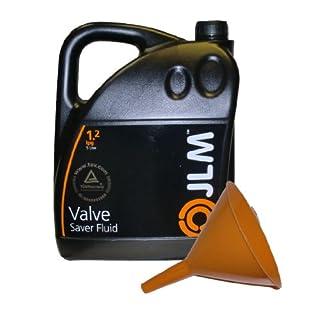 JLM Valve Saver Fluid Additiv Kanister 5 Liter (5000ml) inkl. Trichter 150mm