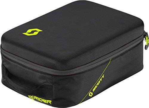 Scott Goggle Case Brillen Tasche schwarz/gelb