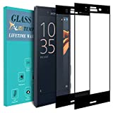 TAURI [2 Pack] Screen Protector for Sony Xperia X