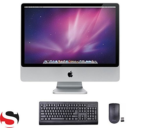 Apple iMac 20' Core 2 Duo P7550 2.26GHz All-in-One Computer - 2GB 160GB DVD±RW/GeForce 9400M/Cam/OSX (Mid 2009)