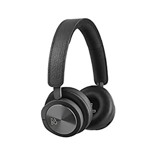 B&O PLAY by Bang & Olufsen 1645126 Beoplay H8i Wireless On-Ear Active Noise Cancelling Kopfhörer schwarz