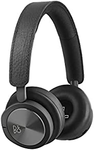 Bang & Olufsen Beoplay H8I, Wireless On-Ear, Active Noise Cancelling Koptelefoon, Zwart