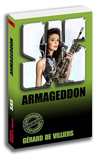 SAS 143 Armageddon par Gerard de Villiers