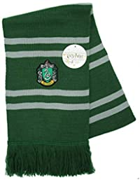 HARRY POTTER Schal Slytherin