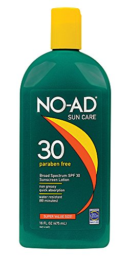 No-Ad SPF# 30 Sunblock Lotion 473 ml (Sonnenblocker)