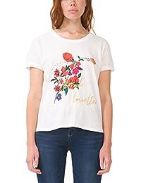Desigual Ts_marina, Camiseta para Mujer