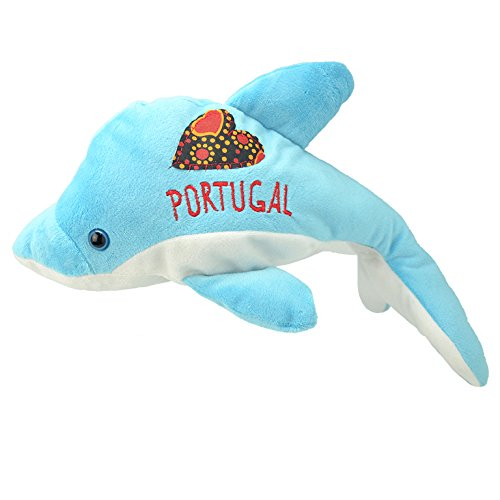 wild-planet-35-cm-love-portugal-a-forma-di-cuore-con-delfino-in-peluche-colore-blu