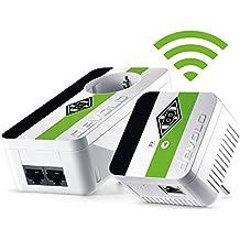 Devolo 8068Multi Media Power Kit dLAN 1200+ WiFi Adaptador Blanco