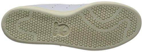adidas Originals Fast Schuhe Herren Echtleder-Sneaker Turnschuhe Weiß S76662 Weiß