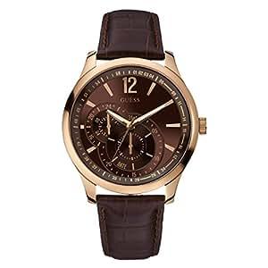 GUESS Analog Brown Dial Men's Watch - W95086G1