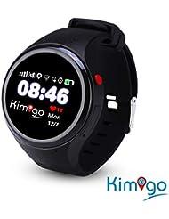 Kimigo GPS Tracker Phone Watch Kids Watch SOS Emergency Call Smartphone App Controlled Customer Support in Germany German