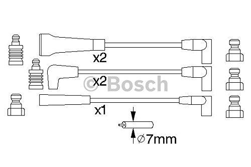 Bosch 986356780 Cav