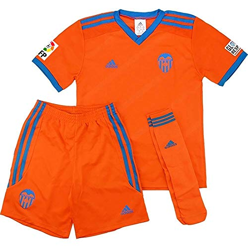 wholesale dealer bd10d 33ade adidas Mini kit Enfant Valencia CF