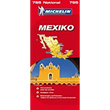 MICHELIN Nationalkarte Mexiko