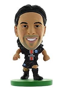 "SoccerStarz ""2016 Paris St Germain Javier Pastore Kit de Inicio"