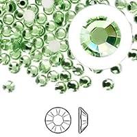 Peridot Rhinestones Flatback Crystal 144 Swarovski 16ss