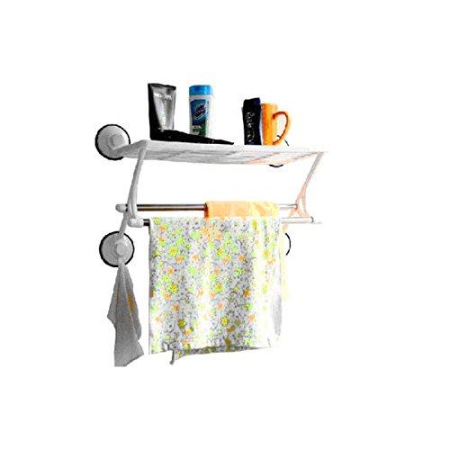 Servizi igienici cremagliere forte aspirazione a strato singolo doppia barra