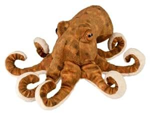 Wild Republic 20cm Plush Octopus