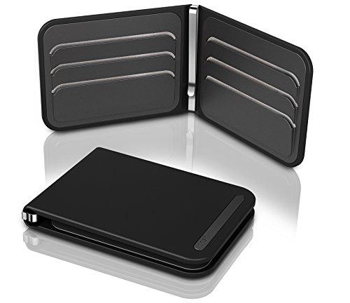 Dosh RFID Aero Wallet  Carbon Picture