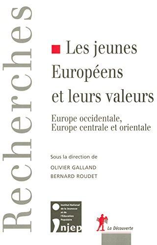 Les jeunes Europens et leurs valeurs