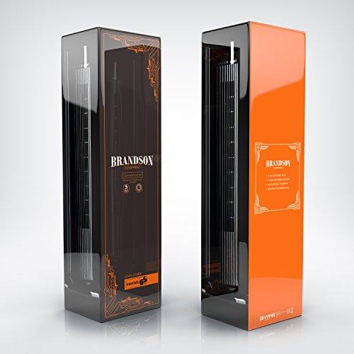 Brandson – Turmventilator mit Fernbedienung - 6