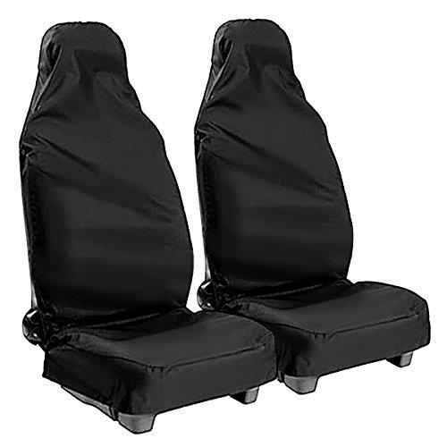 MATCC-Coprisedile-Auto-Coperture-Sedile-Auto-Universale-Coprisedile-per-Sedile-Anteriore-Nero
