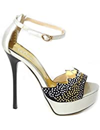 SKO'SVarious Designs Exclusively Low Prices - Plataforma Chica Mujer, Color, Talla 36 EU