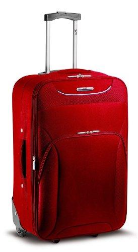 Roncato Ciak - Juego de maletas rojo rojo