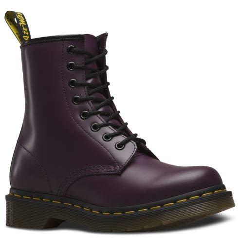Dr. Martens 1460Z DMC SM-PU, Damen Stiefel, Violett (Purple), 40 EU (Stiefel Martens Dr Lila)