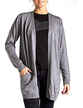 Carrera Jeans - Chaqueta De Punto T893B0245A para mujer, color liso, ajuste regular, manga larga