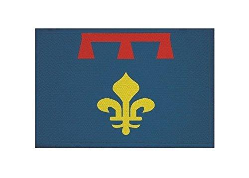 ce Fahne Flagge Aufbügler Patch 9 x 6 cm (Provence Fahne)