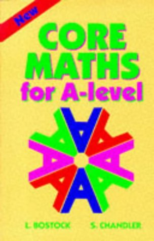 Core Maths for 'A' Level, used for sale  Delivered anywhere in UK
