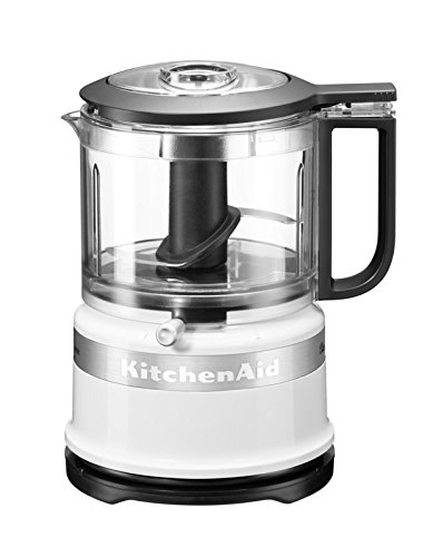 KitchenAid Mini Robot Ménager Classic, Blanc 0.83...