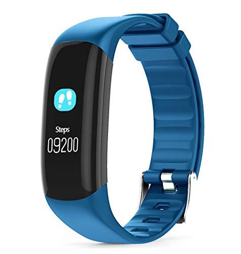 OPAKY Armband Blutdruckmessgerät Blutsauerstoff-Herzfrequenzmonitor Smart Watch für Männer, Frauen, Kinder