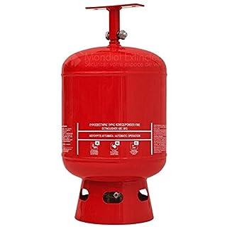 Automatischer Sprinkler Feuerlöscher 6 Kg Pulver