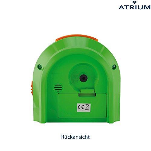 Atrium Kinderwecker A921-3, grün - 4