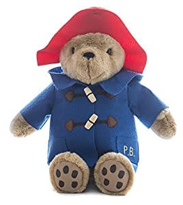 Paddington Bear - Oso de Peluche Oso Paddington (Rainbow Designs PA1101)