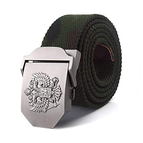 Emblem Alloy Buckle Military Army Tactical Belts Men for sale  Delivered anywhere in Ireland