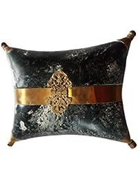 Azeem Enterprises Hand Clutches For Women-Black Hand Bag